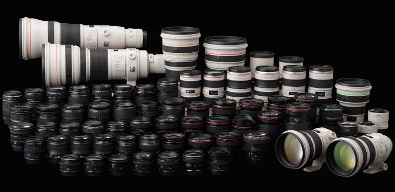 LENS TALK: THE BEST FOR THE 5D AND 7D