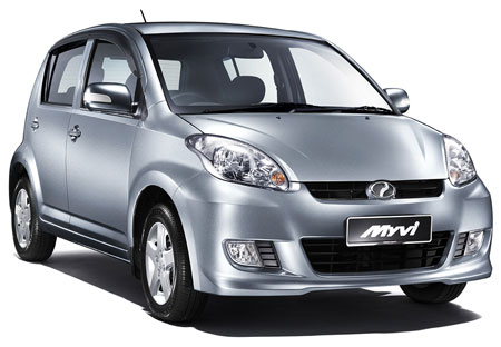 Just Bought A Car Yesterday Perodua Myvi Dr Koh Kho King