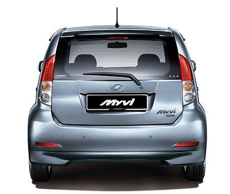 Perodua Myvi 1.5 Limited Edition. Perodua+myvi+ezi