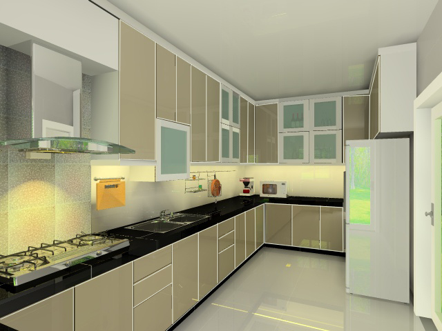 Kitchen Cabinet Colour Selection – DR KOH