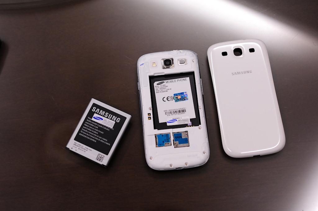 Samsung Galaxy S3 Sim Card Size
