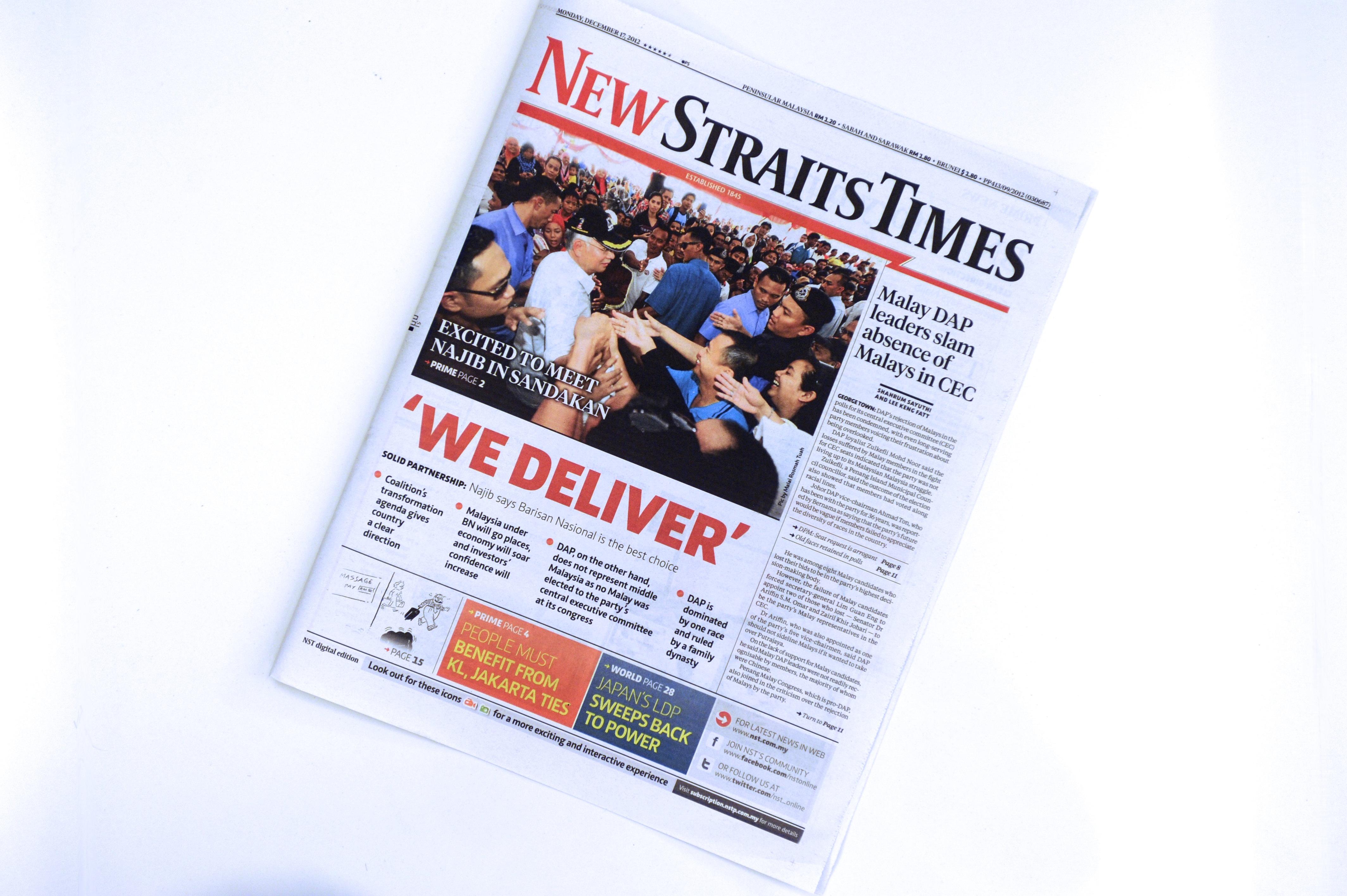 New Straits Timesโดย NST 11.09.21.pdf - อ่านอีบุ๊คที่อุ๊คบี