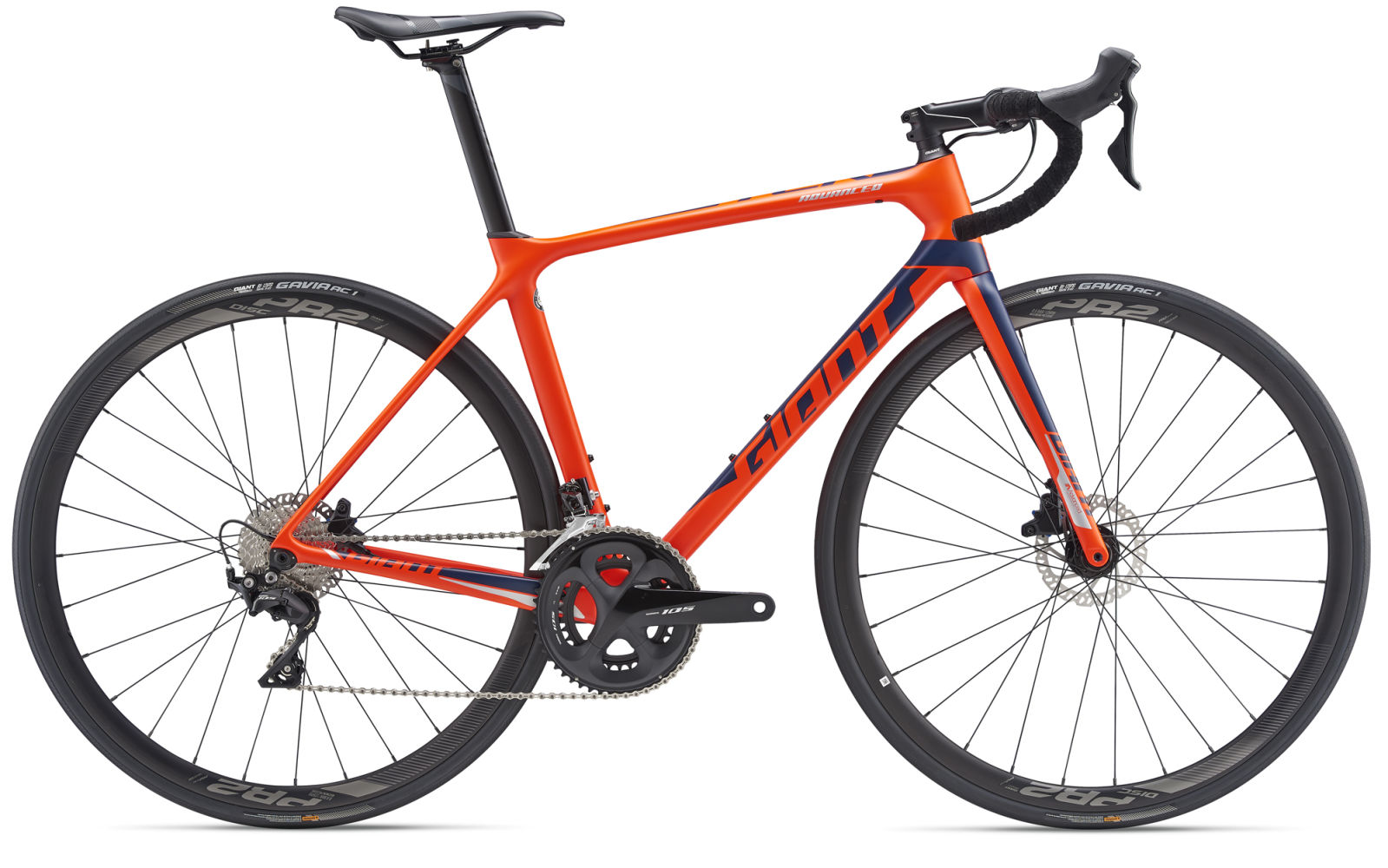 4f82481fddb My Bike Journey…just started! Giant TCR Advanced 2 Disc 2019 – DR KOH