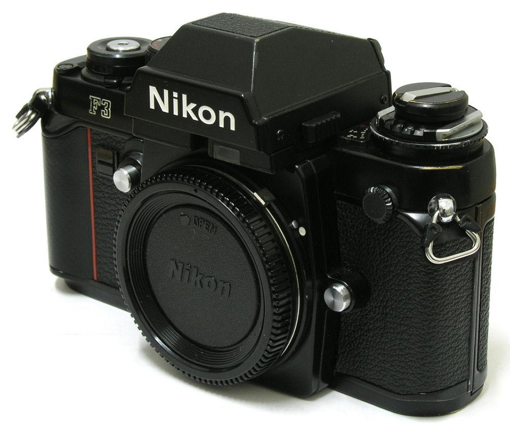 Nikon F3Nikon F3