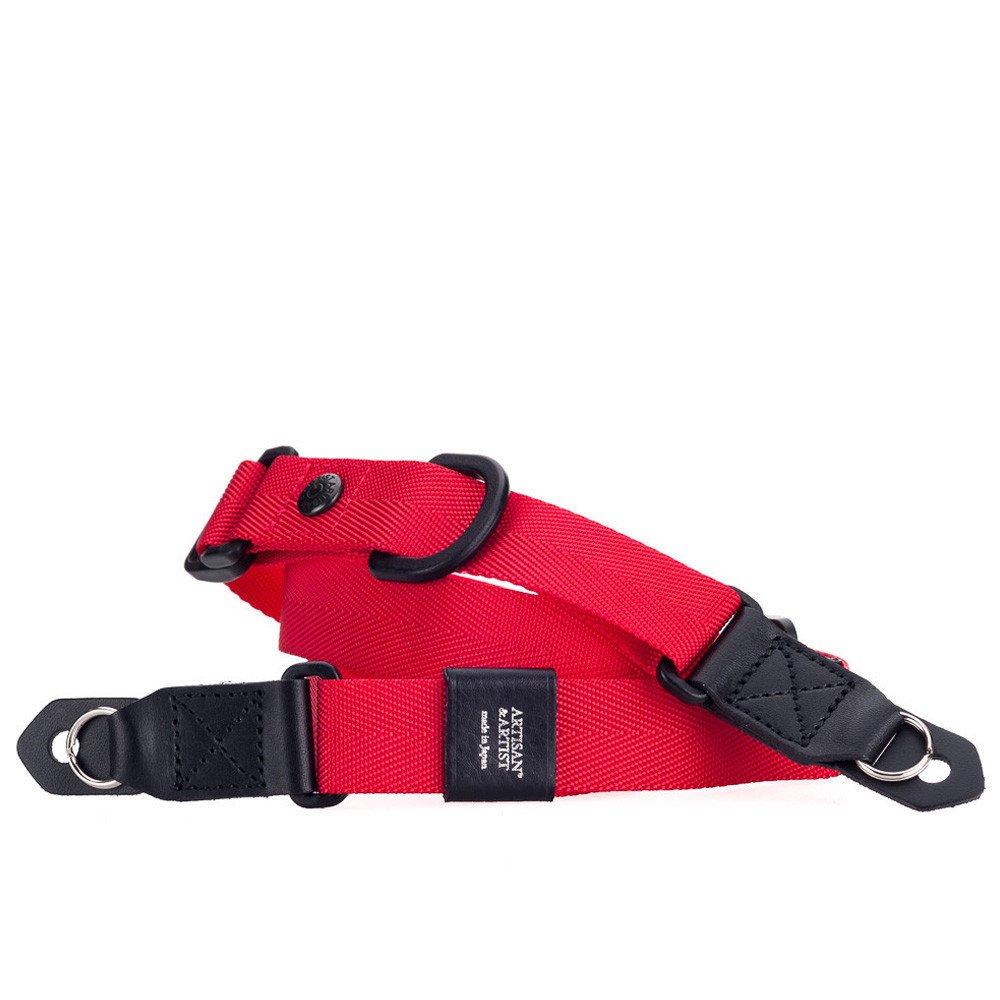 Red Artisan and Artist ACAM E25R Strap for Camera