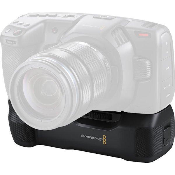 Blackmagic Design Pocket Cinema Camera 4k Battery Grip Battery Charger Digicam Shashinki