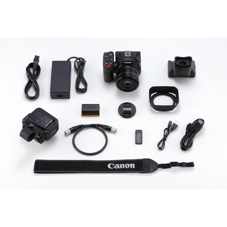 Canon XC15 4K Professional Camcorder (Free 64GB CFast Card