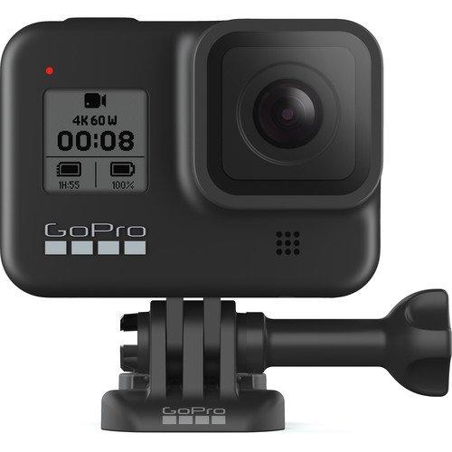 GoPro HERO8 Black (Free Lexar 64GB Micro SD Memory Card) (GoPro Malaysia 1  to 1 Exchange Warranty)