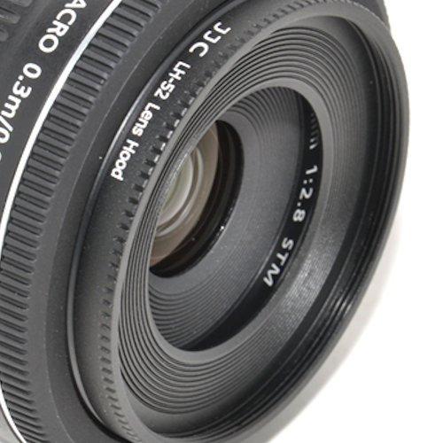 JJC LH-52 Professional Hard Lens Hood for Canon 40mm 2.8 STM Lens Replaces Canon ES-52