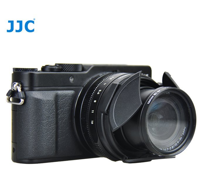Auto Spezial Objektivdeckel für Panasonic Lumix DMC-LX100