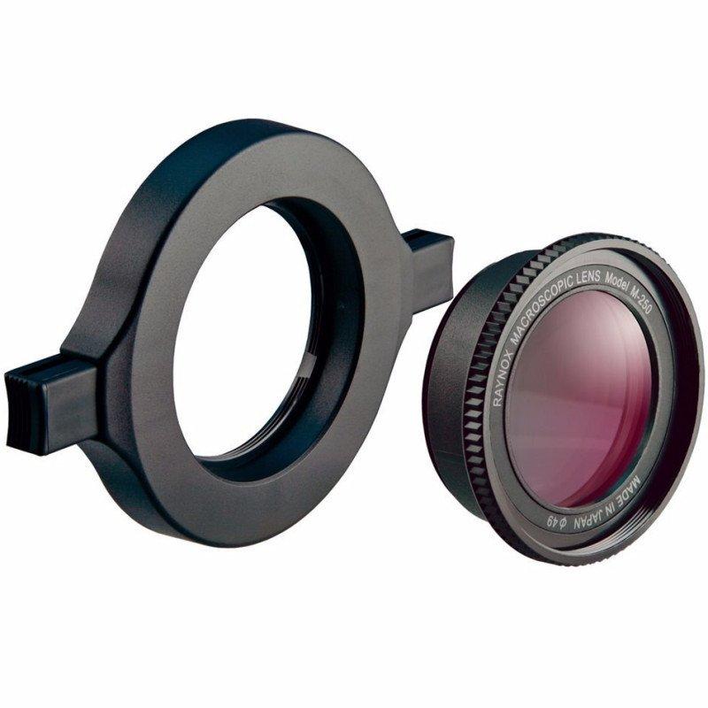 Raynox DCR-250 Macro Attachment