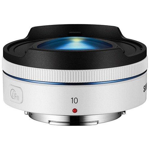 Samsung 10mm f/3.5 Fisheye Lens (White)