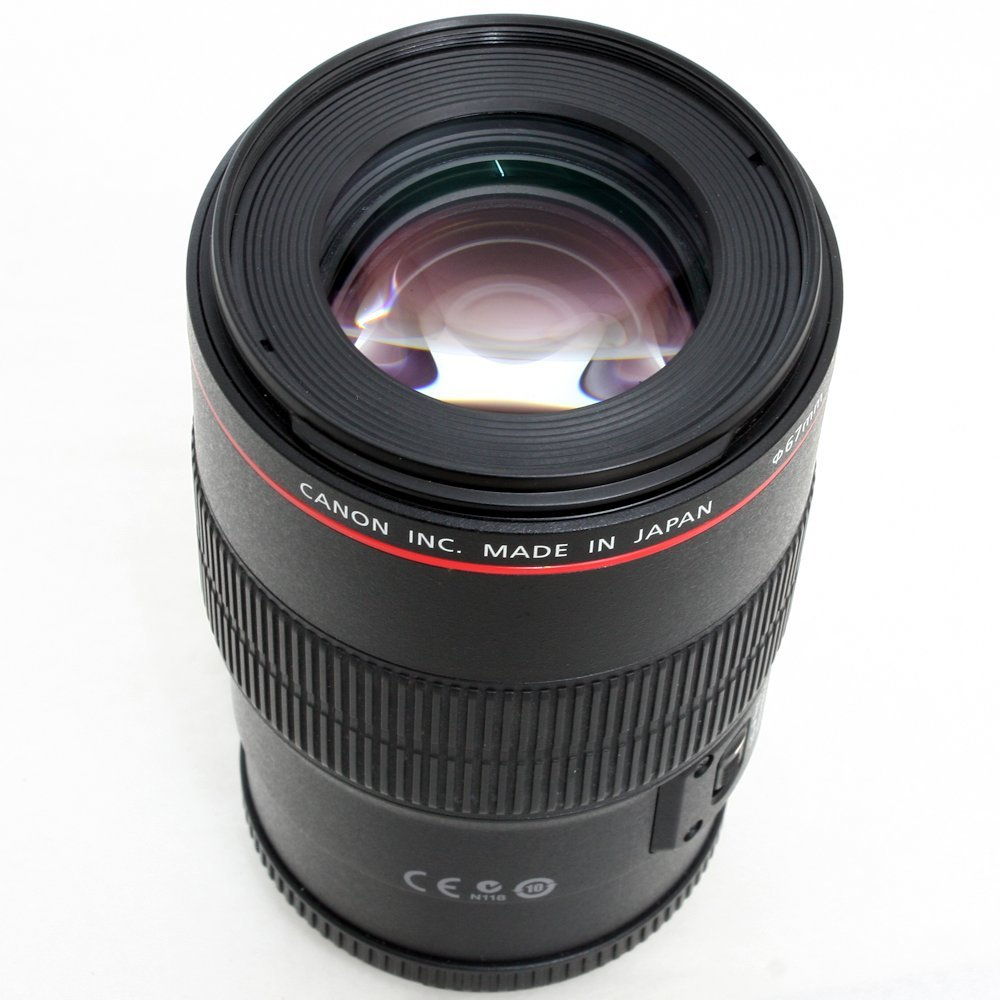 Canon EF 100mm f/2.8L Macro IS USM Lens | Direct Digital