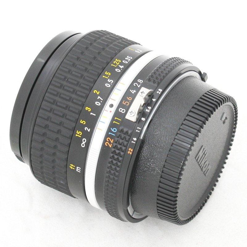 [USED] Nikon 28mm f/2 8 AI-s Manual Focus Lens (S/N: 831933) (Near New  Condition!) - SOLD - ShaShinKi