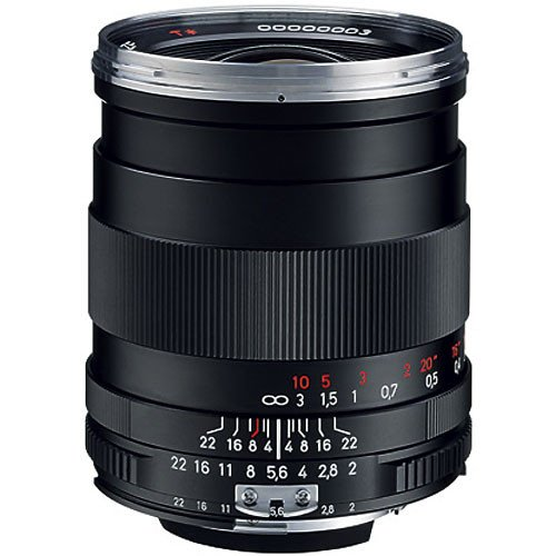 Zeiss 35mm f/2 ZS Distagon T* Manual Focus Lens for Universal (M42) Screw Mount (Zeiss Malaysia)