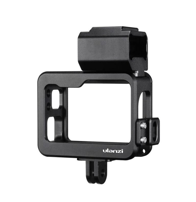 Lekai Protective Case for Sports Camera Ruby 005H Aluminium Magnesium Alloy Tripod Ball Head with Quick Release Plate Adapter