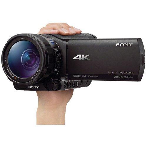 Buy Sony FDR-AX100 4K Ultra HD Camcorder