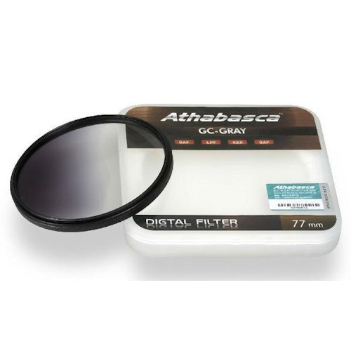 Athabasca GC GRAY Graduated Neutral Density Filter 58mm 532mm
