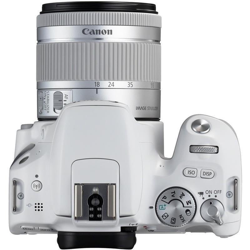 Merdeka Promo] Canon EOS 200D DSLR Camera with 18-55mm Lens
