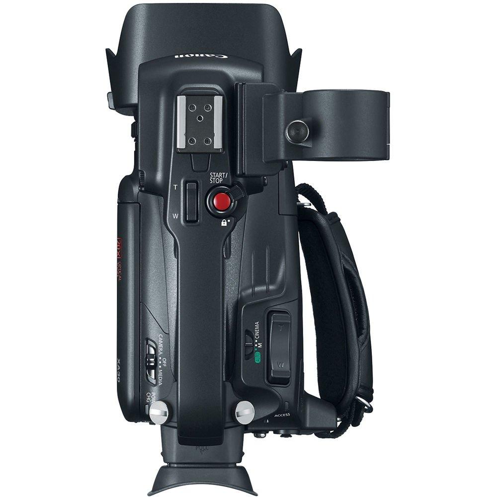 Canon XA30-E Professional Camcorder (PAL) (Free DV Bag