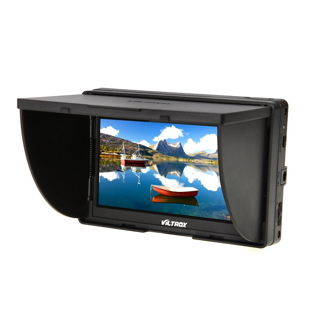 "Viltrox DC-50 Portable 5"" On-Camera LCD Monitor With HDMI"