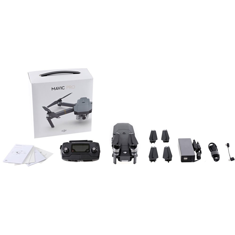DJI Mavic Pro Platinum Fly More Combo (Official DJI Malaysia