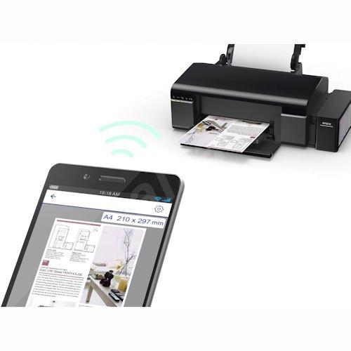 Epson L805 Wi-Fi Photo Ink Tank Printer   ShaShinKi Malaysia