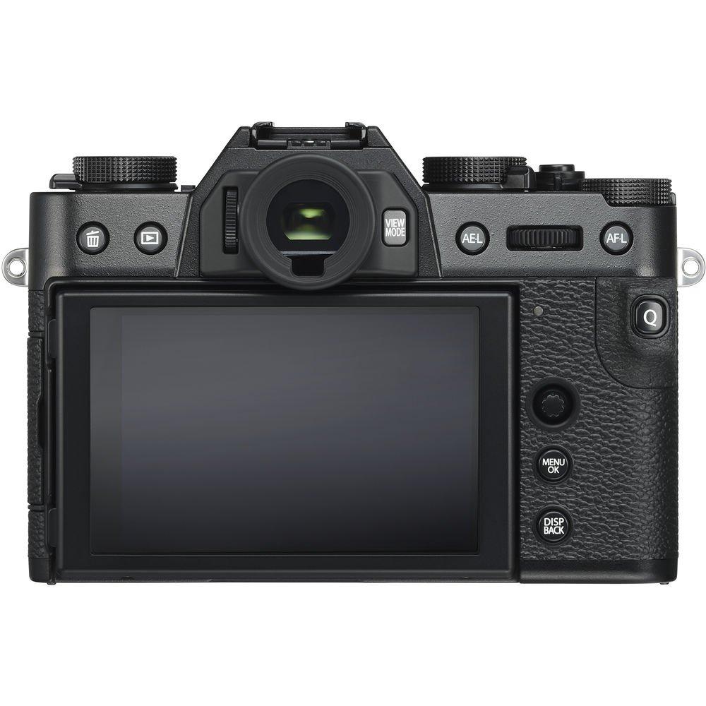 Fujifilm X-T30 Mirrorless Digital Camera (Body Only, Black