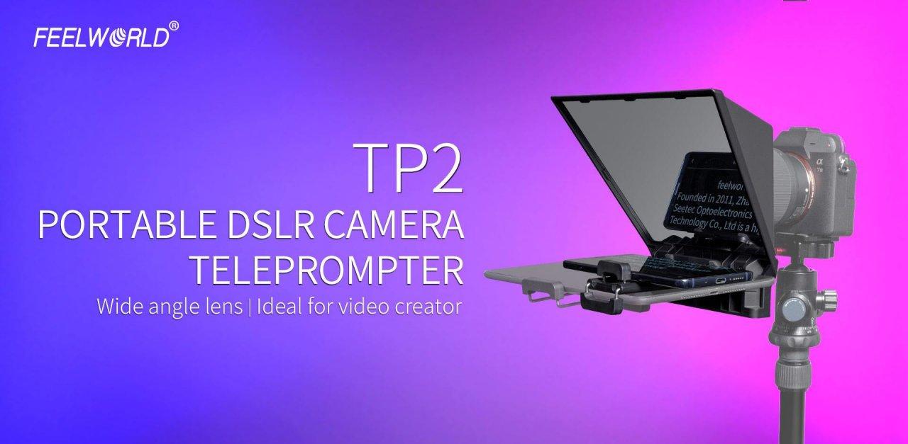 dslr camera teleprompter