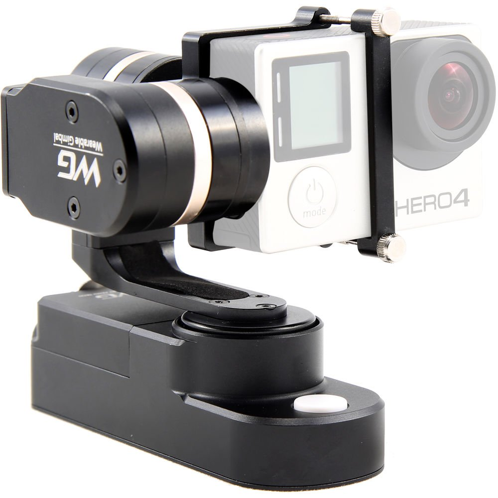 Feiyu Tech Spg 3 Axis Handheld Steady Gimbal For Smartphones Fy Wg Wearable Gopro And Similar Action Cameras