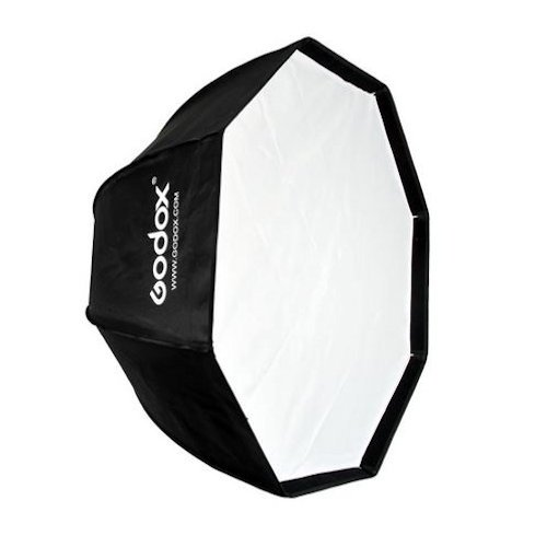 37 Octagon Honeycomb Grid Softbox With Flash Mounting For: Godox SB-UE 80cm / 31.5in Portable Octagon Honeycomb Grid