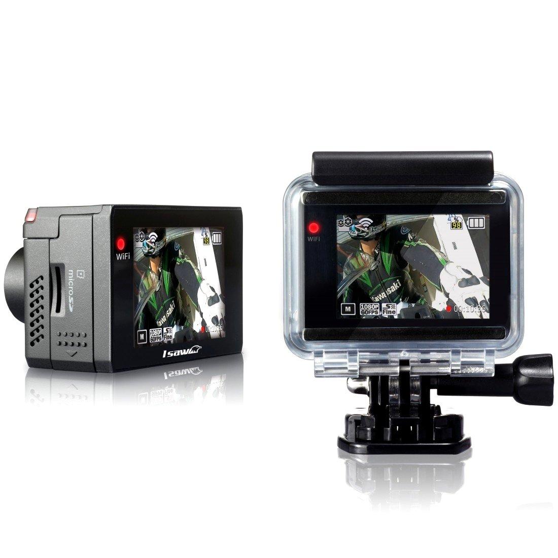 ISAW A3 Extreme Action Camera (Similar to GoPro Hero 3+