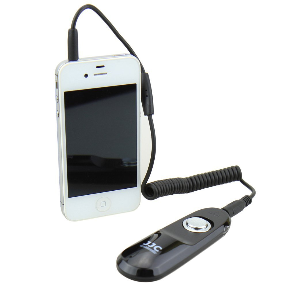 JJC S-IOS Shutter Release Remote Control Controller for