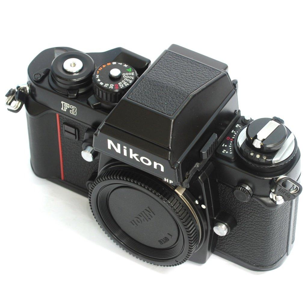 used nikon f3hp manual film camera excellent condition rh shashinki com Nikon F3HP Focusing Screen P Nikon F3HP Focusing Screen P