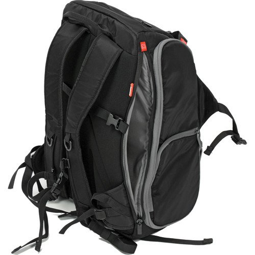 efc8a3a0618 ... Manfrotto Advanced Travel Backpack (Black) (MB MA-BP-TRV) ...