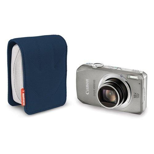 Manfrotto stile collection piccolo 3 pouch blue for Case in stile adobe