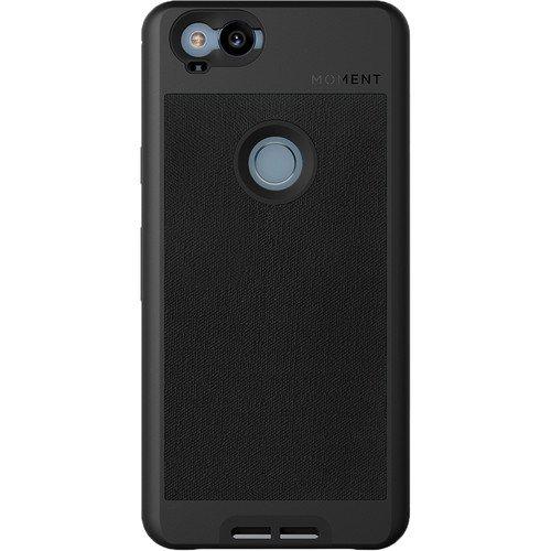 buy popular d270d d2699 Moment Photo Case for Google Pixel 2 XL (Black Canvas)   ShaShinKi ...