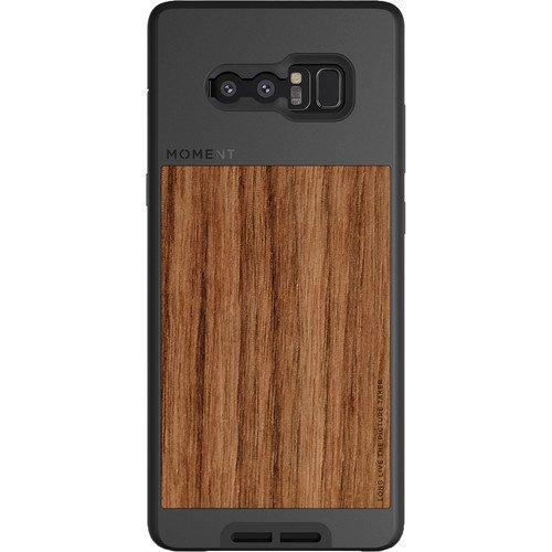 on sale 64d58 5413b Moment Photo Case for Galaxy Note 8 (Walnut) | ShaShinKi Malaysia ...