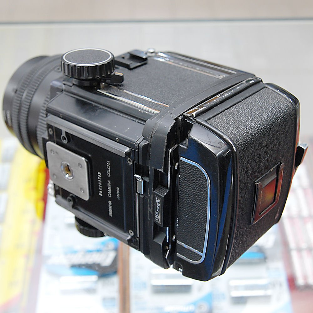 USED] Mamiya RB67 ProS Medium Format Film SLR Camera +