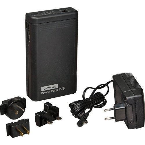 Metz P76 Nimh Power Pack With Charger  For 76mz
