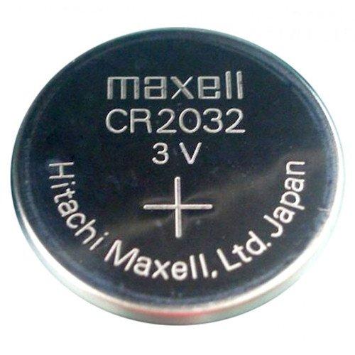 Maxell Energizer Panasonic Cr2032 Lithium Battery 3v