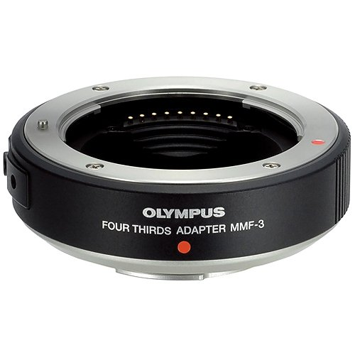 Olympus MMF-3 Four Thirds Lens to Micro Four Thirds Lens Mount Adapter (Dust & Splash Proof) (Olympus Malaysia)