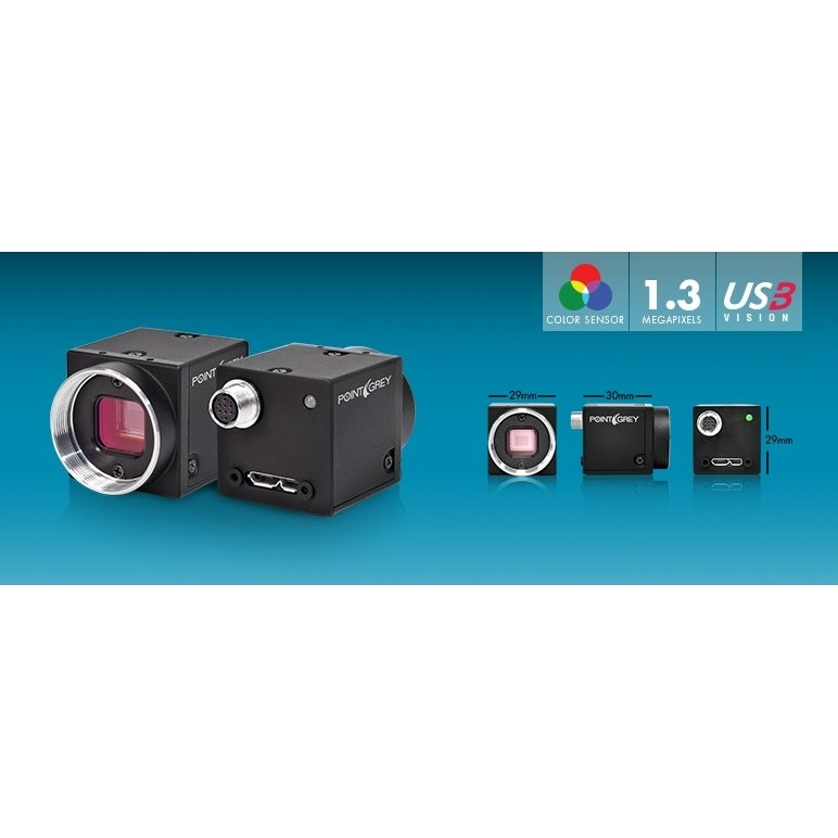 Point Grey Flea3 1 3 MP Color USB3 Vision (Sony IMX035