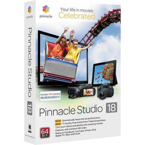 pinnacle video editor software download