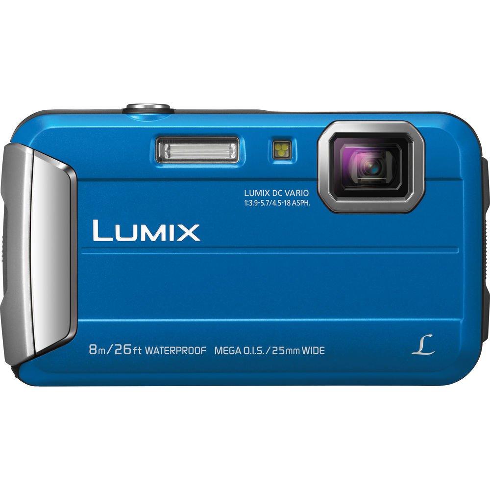 Panasonic Lumix DMC-TS30 (Blue) (Import)