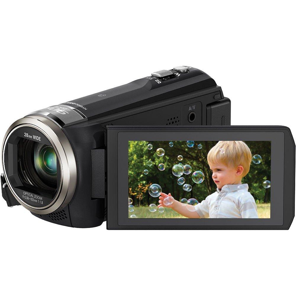 Professional Video Camcorders Panasonic Hc Wxf995 4k Ultra Hd Camcorder V550 Full Pal Free 8gb Memory Card