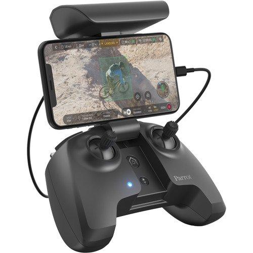 drone camera qui nous suit