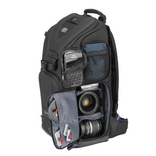 ... Tamrac Evolution 6 Photo Sling Backpack (Black) (5786) ...