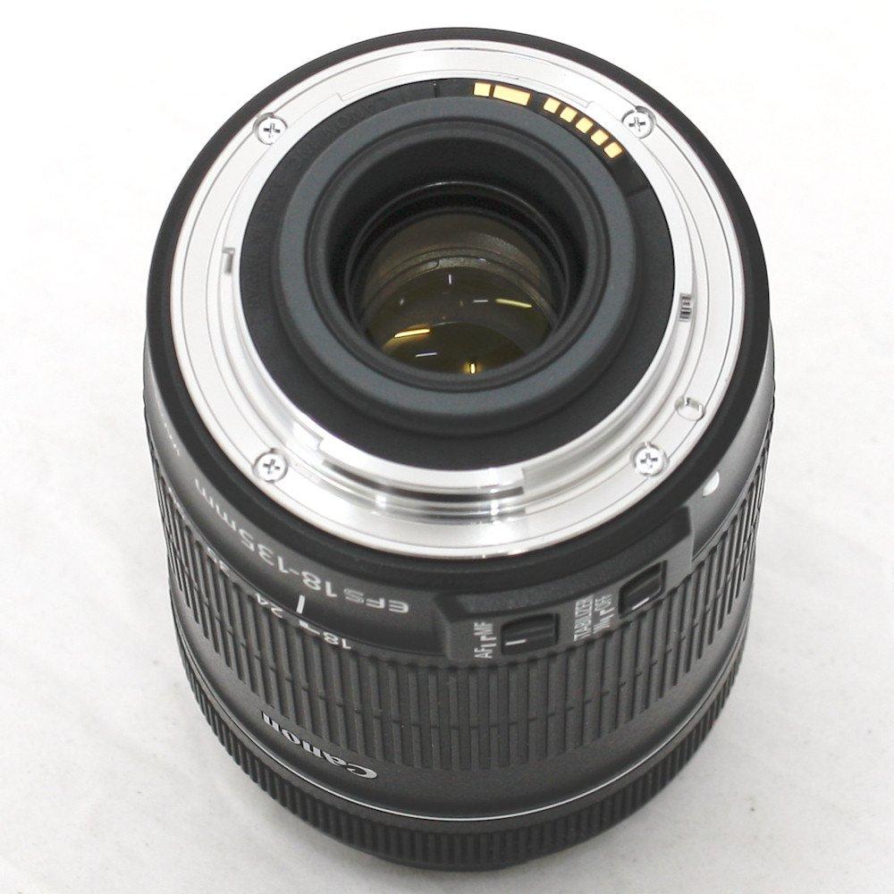 USED] Canon EOS 600D Digital SLR Camera + EF-S 18-135mm f