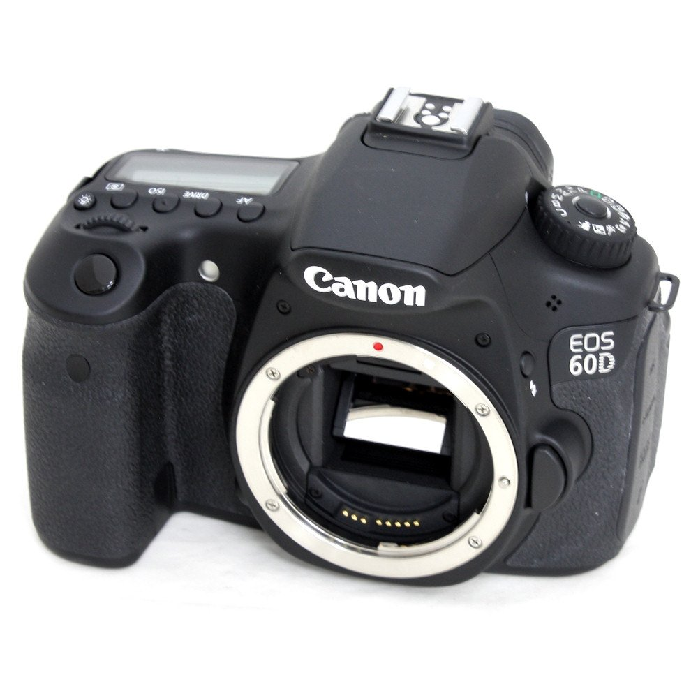 USED] Canon 60D SLR Camera with 18-200mm IS Lens + Canon